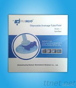 Disposable Drainage Tube Fixer