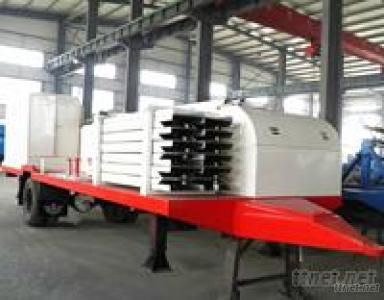 917-750 Arch Sheet Automatic Building Machine