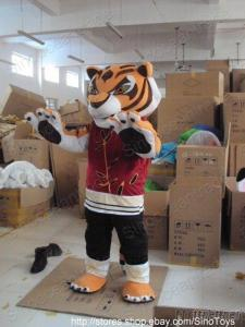 Tiger Funny Costumes, Animal Mascot