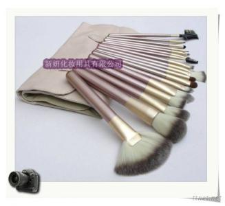 Fashion 18Pcs Of Makeup Brush Set