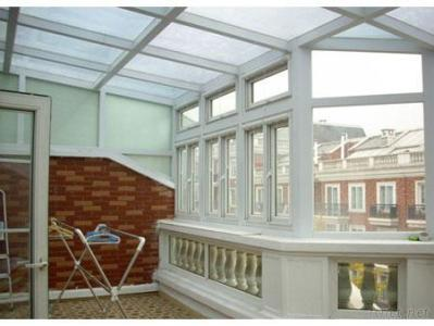 UPVC Sliding Window, Double Glass Wooden Color Plastic Frame Window