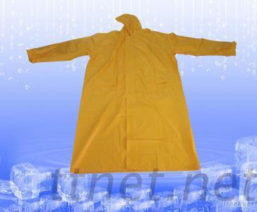 Nylon, PVC Raincoat