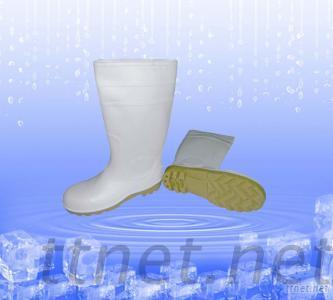 Steel Toe PVC Rain Boot