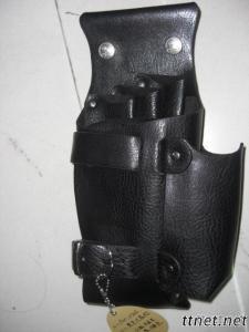 JM-P0506 Hair Scissors of Belt Bag, Scissors Bag