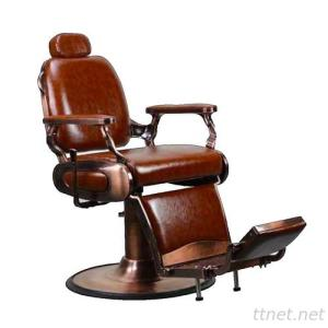 JM-82920BG13 Luxury Hydraulic Recline Barber Chair, Professional Hair Salon Chair