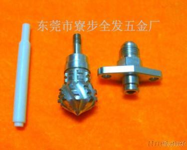CNC Turning Parts & 4-Axis CNC Milling