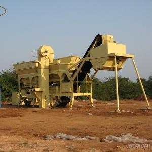 Mobile Stabilized Mixing Plant
