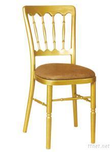 Aluminum Chateau Chair
