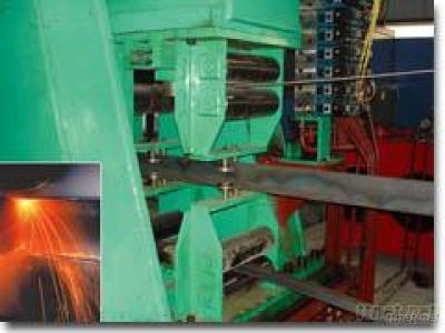 H Beam Solid State HF Welding Machine
