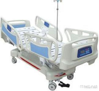ICU Five Function Electric Hospital Bed