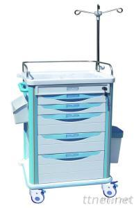 ABS Medical Multifunction Hospital Trolley