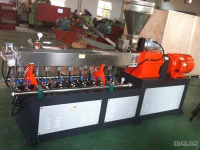 Twin Screw Extruder Machine, Plastic Granules Making Machinery