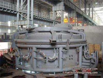 Ultra-High Power Electric Arc Furnace