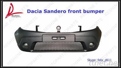 Dacia Sandero Front Bumper, Grille, Auto Spare Parts For Renault