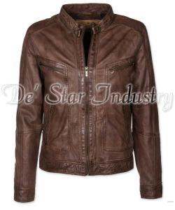 Men Fashion Leather Jackets