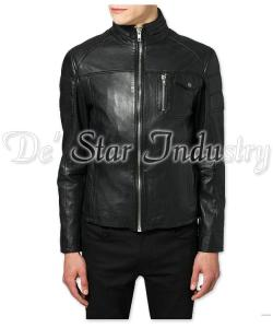 Gents Fashion Leather Jackets
