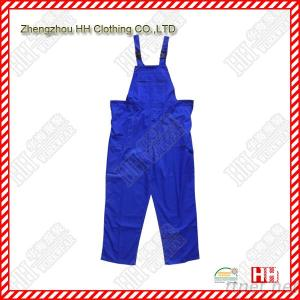 Polyester Cotton Low Price Europe Work Dungarees