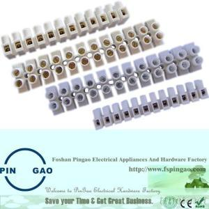10A 12 Way Screw Terminal Block