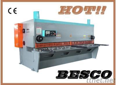 Chinese Sheet Metal Cutting Machine