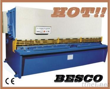 China/Chinese CNC Hydraulic Shearing Machine/ Hydraulic Cutting Machinery Supplier/Manufacture