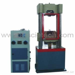 Universal Testing Machine W/Digital Display