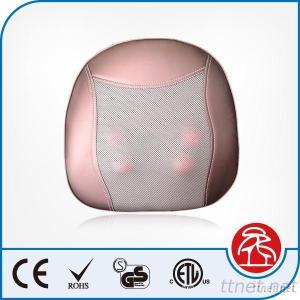 Comfortabel Kneading Shiatsu Infrared Back Massage Cushion