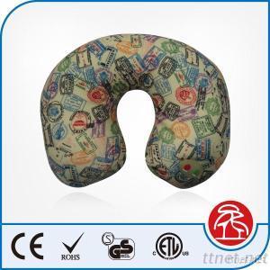 Vibration Neck Massage Pillow, Custom Print Pillow