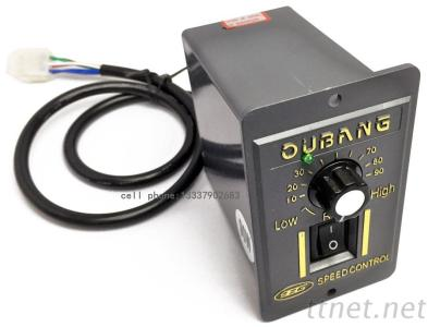 Us AC Motor Speed Controller for 6W-250W AC220V Single-Phase AC Induction Motor