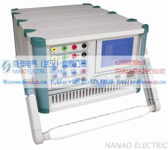 NAWJ6B Relay Protection Test Set