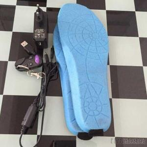 Fashion Design Rechargeable Heated Ski Insoles