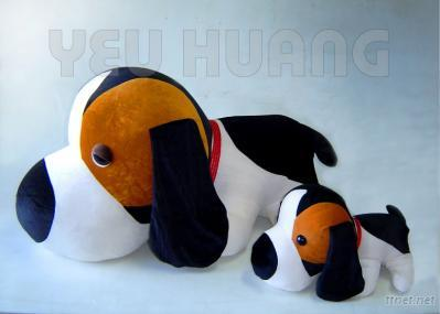 Custom Dog Plush Toy Stuffed Animal Factory Manufacturer