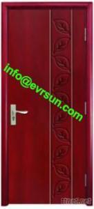 WPC PVC Wooden Door