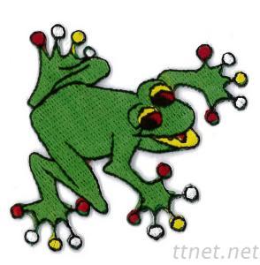 Embroidered Emblem-Applique