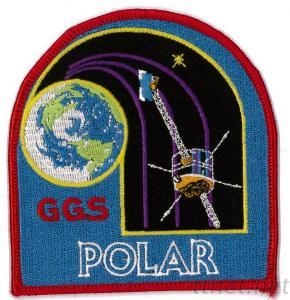Embroidered Emblem-NASA