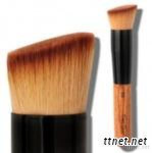 Makeup Brush, Cosmetic Brush, Angle Flat Top Brush