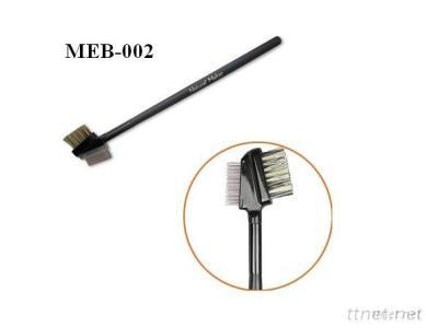 Steel Needle Eyebrow Comb Brush