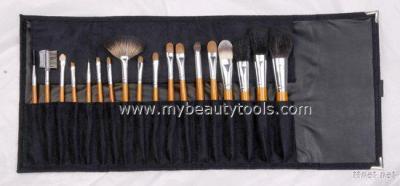 18 pcs makeup brush set