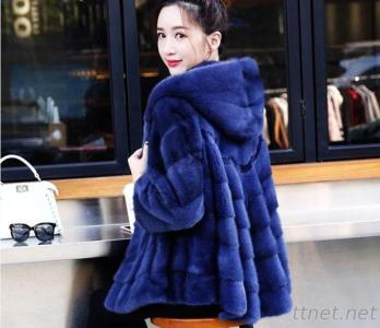 Women Winter Coat Warm New Coat Outerwear Women'S Fashion Fur Coat