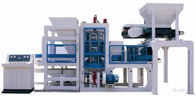 Fully Automatic Construction Cement Block Making Machine