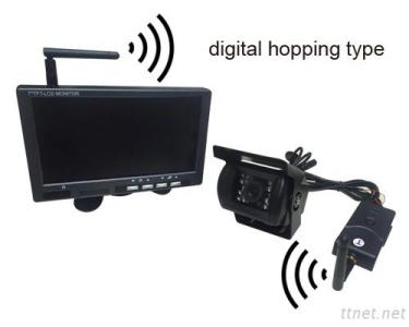 "7"" Digital Wireless Rear View System"