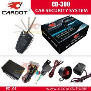 Multiple Function One Way Car Alarm CD-300