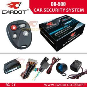 Basic One Way Car Alarm CD-500