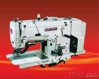 TJ-781 High-speed Lockstitch Straight Button Hole Machine