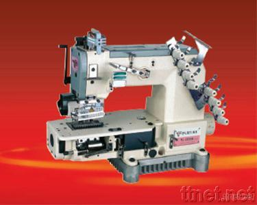 TJ-VC008 Cylinder-bed Multineedle Double Chainstitch Machine