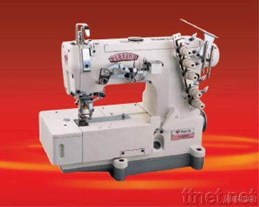TJ-W500 High-speed Flatbed/Cylinder-bed Interlock Sewing Machine