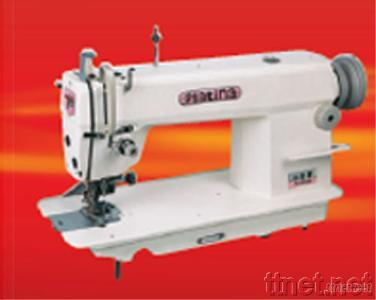 TJ-8520 High-speed Lockstitch Sewing Machine with Cutter