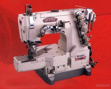 TJ-W600 High-speed Cylinder Bed/Flat Bed Interlock Sewing Machine
