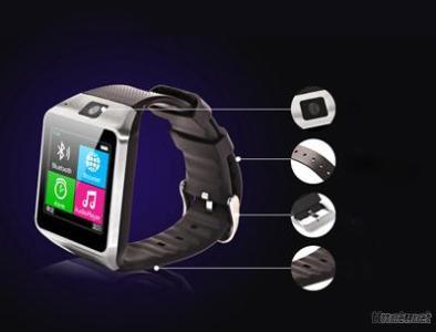 2014 World Top Ultrathin Smart Watch GV08