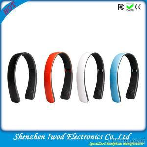 2014 New Popular On-Ear Headphone Audifonos Bluetooth for Samsung Galaxy With Hairpinl Design
