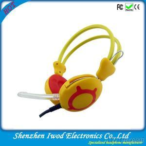 Wholesale Cheap Computer Headsets With Microphone From China Headphone Factory